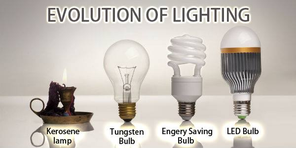 Evolution of Lighting